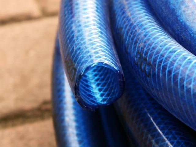 ống nhựa lõi vải màu xanh, ong nhua loi vai mau xanh